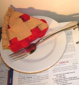 Copyright American Felt and Craft cherry pie21