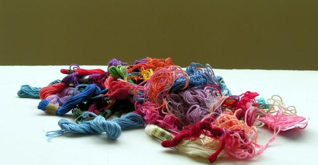 crossstitch thread