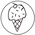 icecreamclipAmericanfeltandcraft.com