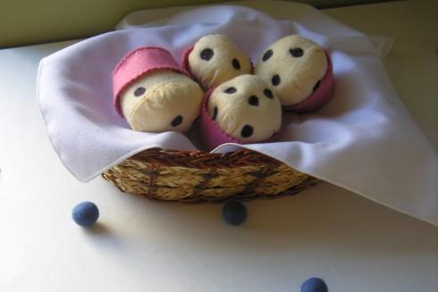 Popcorn Tree Muffins