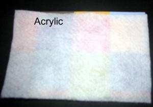 Acrylic $0.25