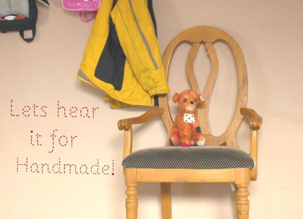 Homemade, handmade toys