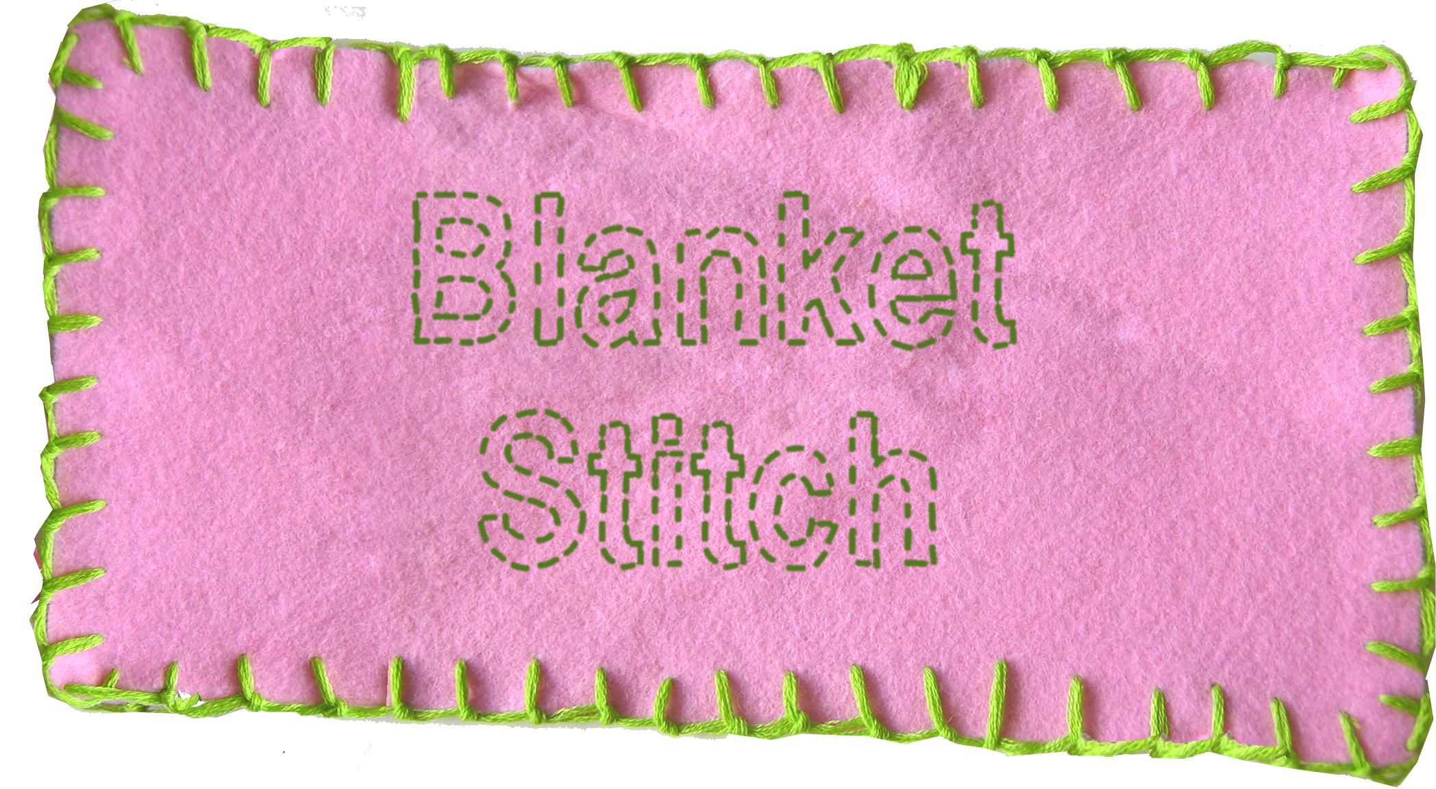 how to sew a blanket stitch troubleshooting the blanket stitch american felt craft blog. Black Bedroom Furniture Sets. Home Design Ideas