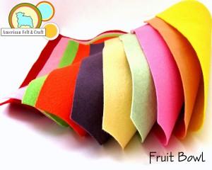 wool blend felt sheets bundle pack