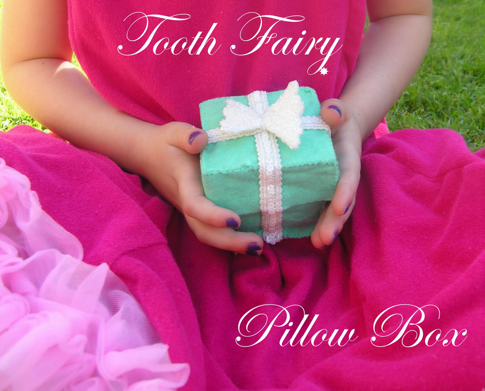 Tiffany Tooth Fairy Box