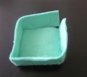 felt box top