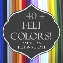 American Felt and Craft online