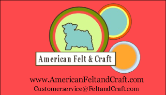 Stop By the Store - American Felt and Craft