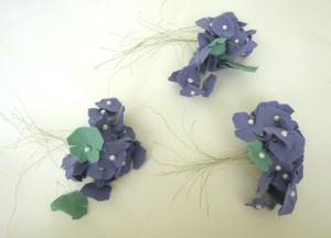 Felt bouquets for wedding instructions