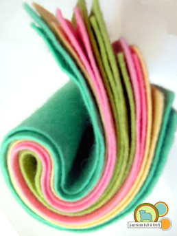 Spring wool felt sheet 3