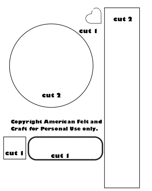 doc mcstuffins inspired felt stethoscope | ~american felt & craft, Powerpoint templates