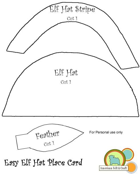 Elf Hat Pattern