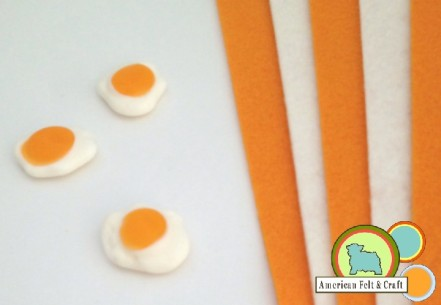 Sunnyside Shades - Candy Egg Shades from American Felt and Craft