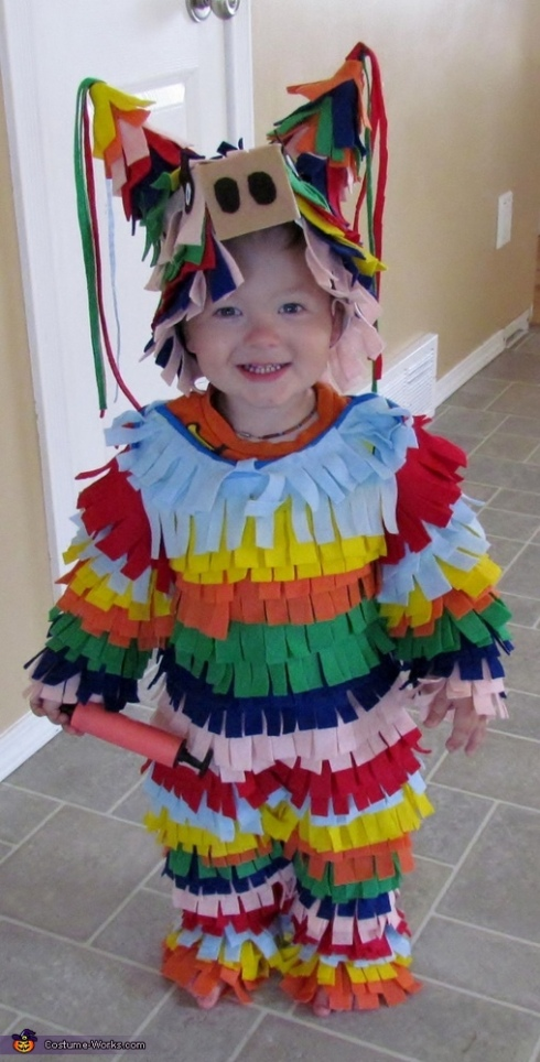 homemade-pinata-costume