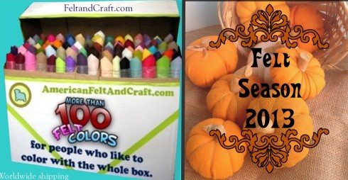 Felt Season - 2013 - Stop by the shop
