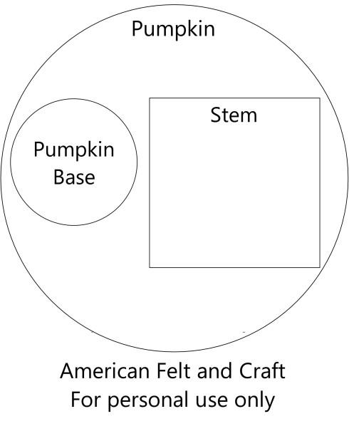 modelo de abóbora