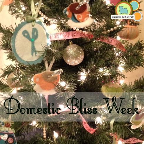 Domestic Bliss Christmas Tree