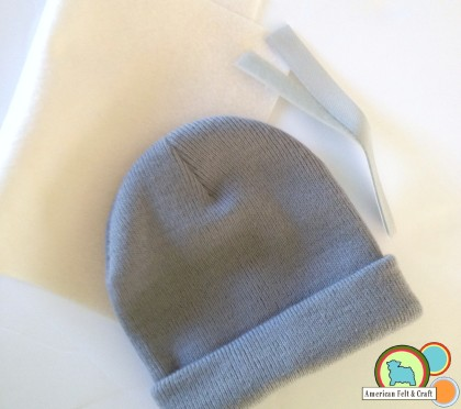 Easy Thor Hat Tutorial with Felt