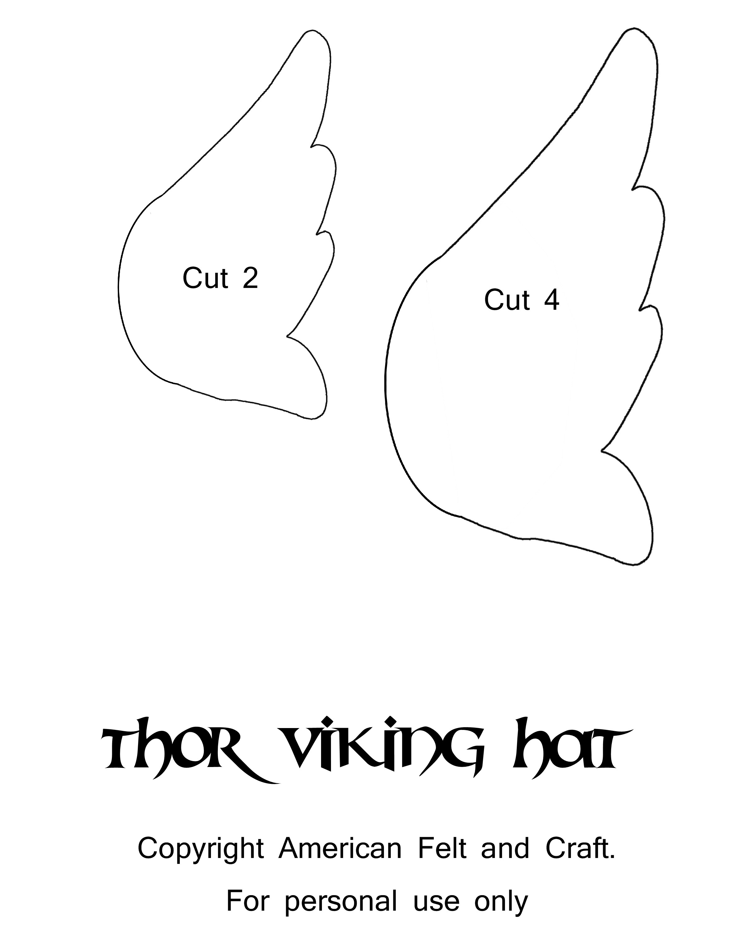 graphic about Snitch Wings Printable referred to as thor ~American Felt Craft ~ Web site