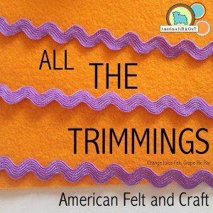 American Felt and Craft - online craft supply store featuring hundreds of colors of felt