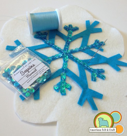 DIY Snowflake Tree topper tutorial