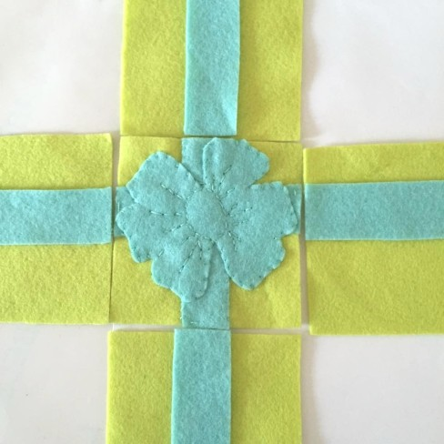 Make a gift block- DIY