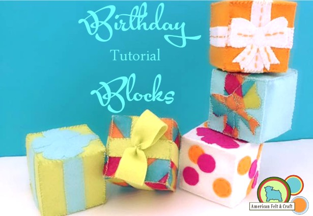 Gift - stackable softblocks