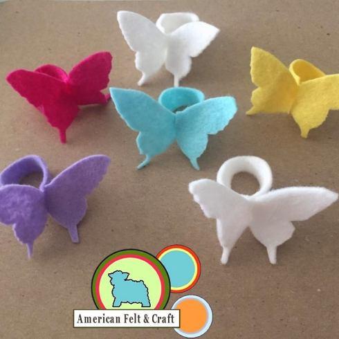 butterflycraftsfromfelt