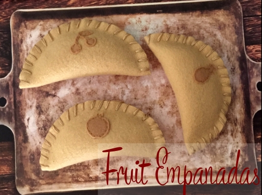 felt empanadas