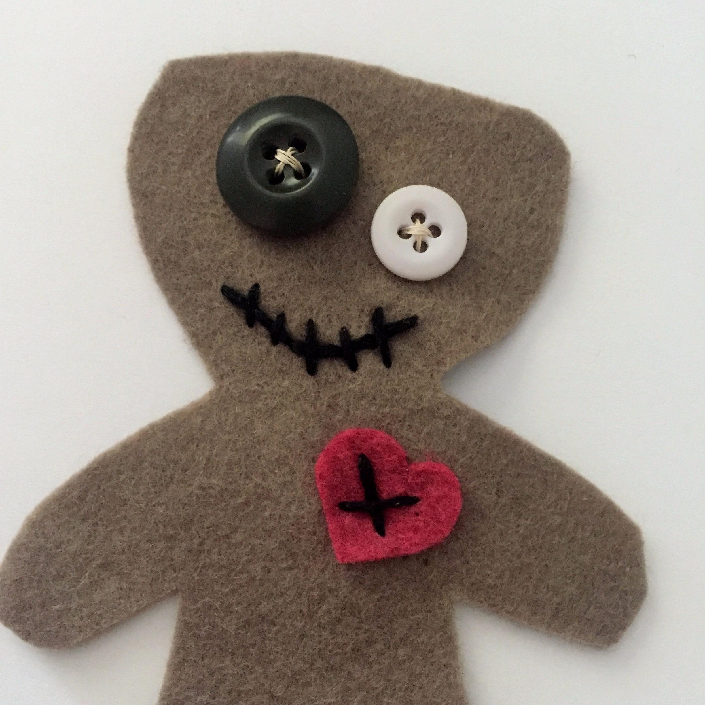 DIY Voodoo doll