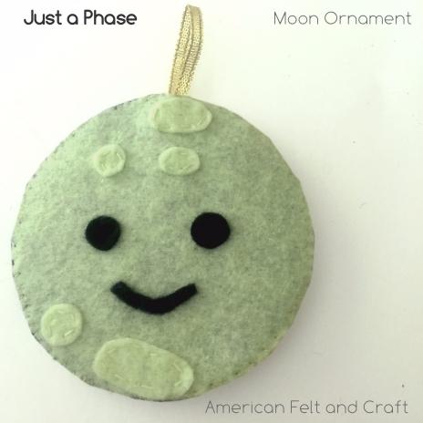 moon ornament