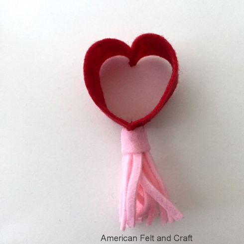 tassel heart