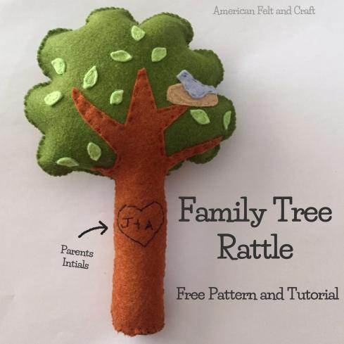 Tree Rattles DIY