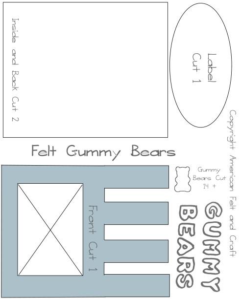 gummybeartemplate