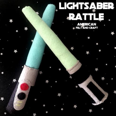 Lightsaber rattles