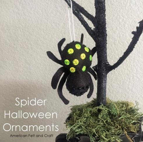 spider Ornament  soft