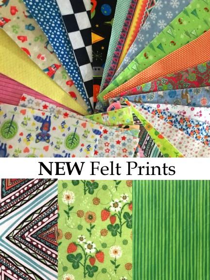 Felt Prints