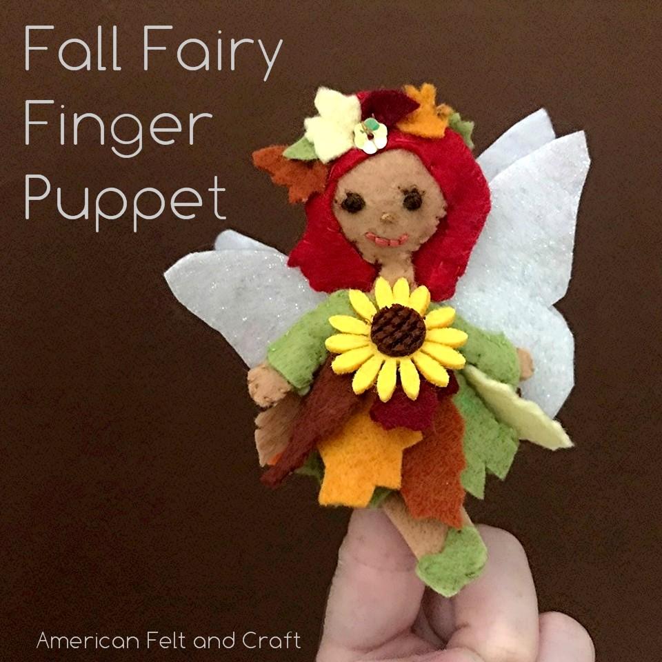 fall felt crafts