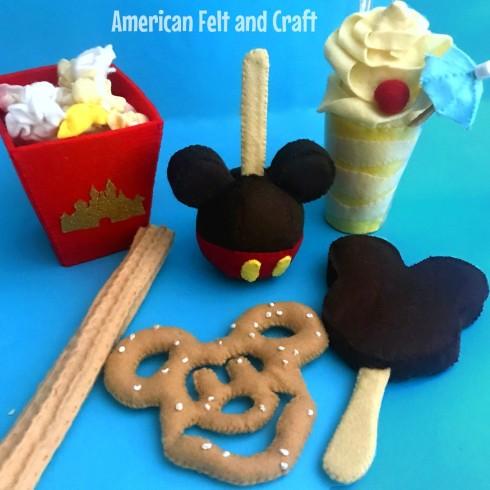 DisneylandFeltFoodCraft